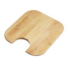 """16.75"""" x 15"""" Hardwood Cutting Board"""