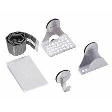 SinkMate® Kit with Hook, Sponge Holder and Ledge