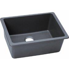 """Quartz Classic 25"""" x 18.5""""  Undermount Kitchen Sink"""