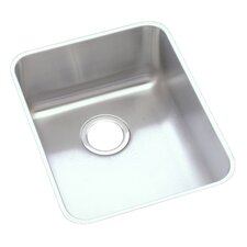 "Gourmet 16.5"" x 20.5"" Kitchen Sink with Drain Assembly and Bottom Grid"