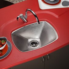 "Mystic 21.5"" x 16.25"" Undermount Kitchen Sink"