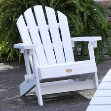 Adirondack Chair with Cushion
