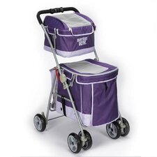 Double Decker Standard Pet Stroller