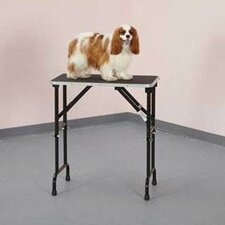 Adjustable Height Grooming Pet Table