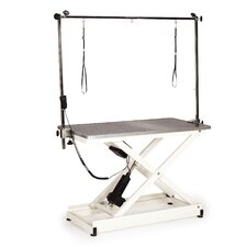 Electric Grooming Table with Remote Control Lifts