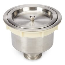 Replacement Tub Drain Set for Stainless Steel Tubs