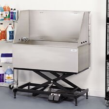 """48"""" Everyday Pro Deluxe Electric Lift Tub"""