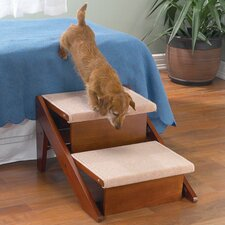 Convertable 2 Step Pet Stair