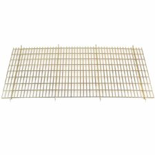 Floor Grate Cage in Gold