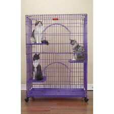 Foldable Cat Crate