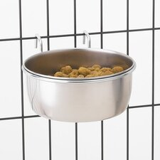 Hanging Pet Bowl (Set of 2)
