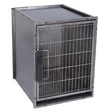 Modular Steel Small Yard Kennel