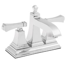 Rainier Single Handle Centerset Bathroom Faucet