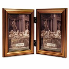 Classic Design Double Picture Frame
