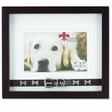 Dog Collar Picture Frame