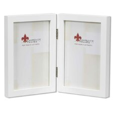 Gallery Hinged Double Picture Frame