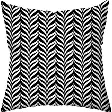 Marbleized Outdoor Throw Pillow