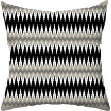 Aztec Ikat Throw Pillow
