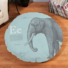 Elephant Floor Pillow