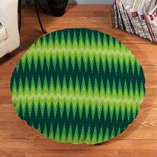 Aztec Chevron Floor Pillow