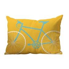 Bicycle Lumbar Pillow