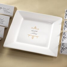 """Personalized Alchemy 11.63"""" Dinner Plate"""