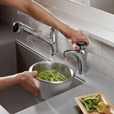 Hot Water Faucet Mount with Tank