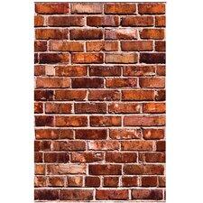 Brick Wall Mural (Set of 2)