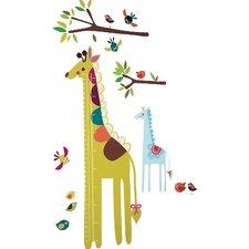 Wall Play Giraffe Interactive Growth Chart