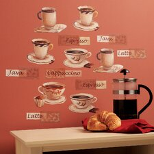 Fresh Brew Wall Decal
