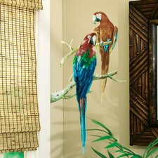 Parrots Wall Decal