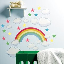 Rainbow Room Wall Decal