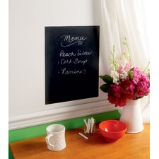 Peel and Stick Chalkboard Wall Decal