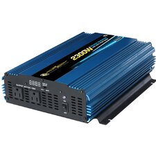 12V DC to 110V AC 2300W Power Inverter