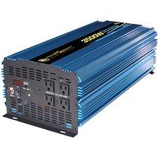 12V DC to 110V AC 3500W Power Inverter