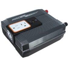 12V DC to 110V AC 750W Power Inverter