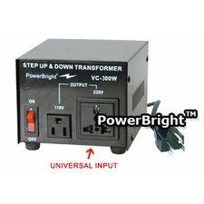 300W Step Up / Down Voltage Transformer