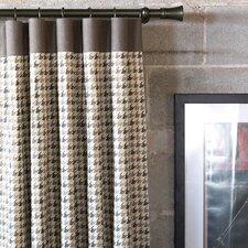 Norris Cotton Grommet Single Curtain Panel