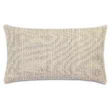 Truman Sashiko Mud Lumbar Pillow