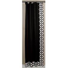 Palmer Rod Pocket Single Curtain Panel
