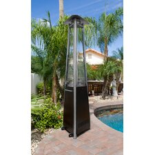 Commercial Glass Tube Propane Patio Heater