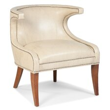Transitional Accent Wingback Chair