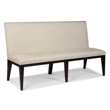 Upholstered Three Seat Bench