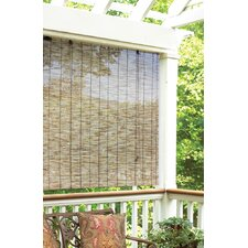 Radiance Natural Reed Blind Roll-Up Shade