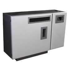 1,000 Square Foot Wall Mount Direct Vent Pellet Stove
