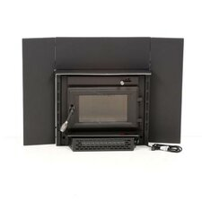 Wiseway Non-electric 2,000 Square Foot Pellet Stove