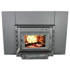 Medium EPA Certified Wood Burning Fireplace Insert