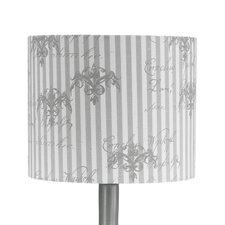 18 cm Lampenschirm Vesteby aus Stoff