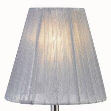 13 cm Lampenschirm aus Stoff