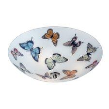 Deckenleuchte 3-flammig Butterfly